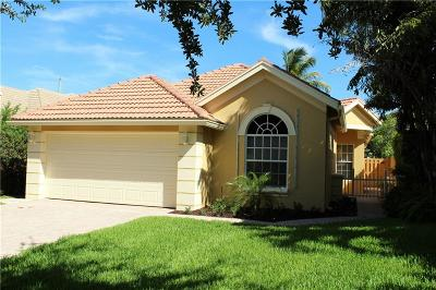 Hobe Sound Single Family Home For Sale: 8956 SE Mars