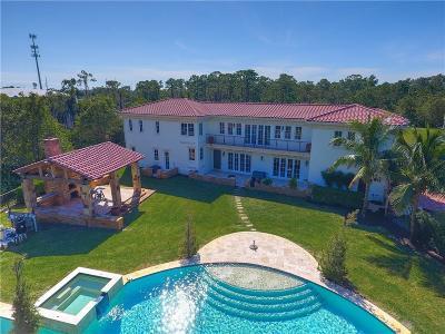 Port Saint Lucie Single Family Home For Sale: 108 SE Cortile Pinero