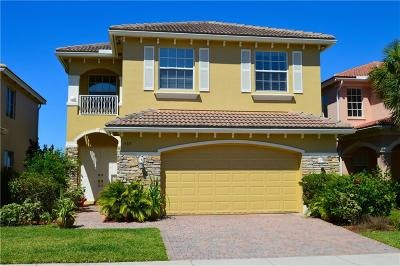 Port Saint Lucie Single Family Home For Sale: 967 NW Leonardo