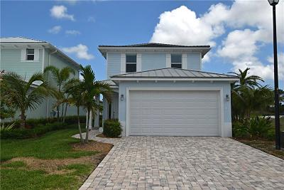 Port Saint Lucie Single Family Home For Sale: 108 SE Via Visconti