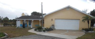Hobe Sound Single Family Home For Sale: 8768 SE Rigdon