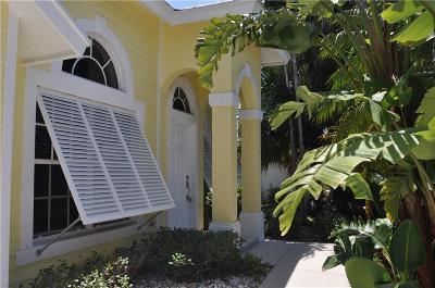 Stuart Single Family Home For Sale: 46 SW Cabana Point