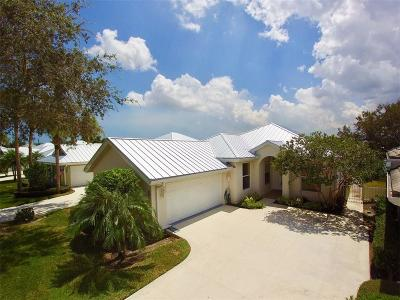Palm City Single Family Home For Sale: 2816 SW Brighton
