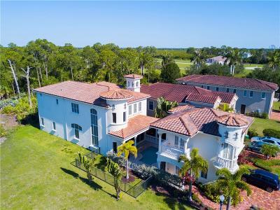 Port Saint Lucie Single Family Home For Sale: 121 SE Via Sangro