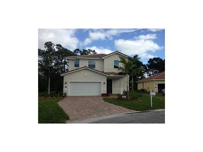 Jensen Beach Single Family Home For Sale: 495 NE Abaca