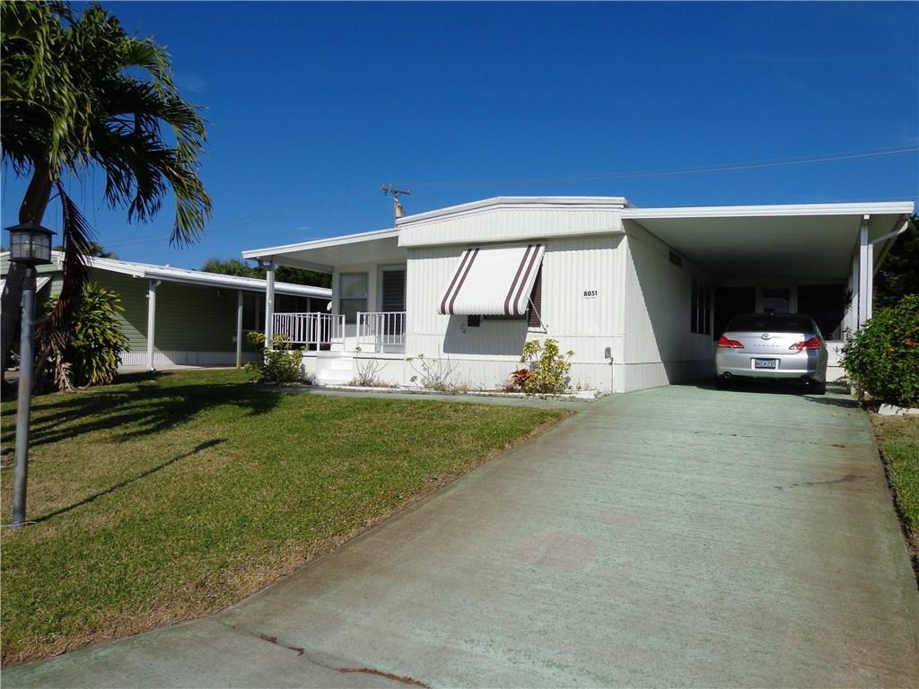 2 bed / 2 baths Mobile/Manufactured in Hobe Sound for $1,800