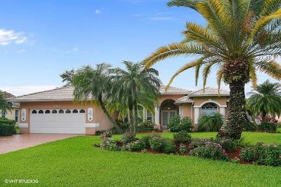 Port Saint Lucie Single Family Home For Sale: 1723 SW Mockingbird