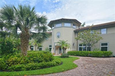 Hobe Sound Single Family Home For Sale: 7775 SE Loblolly Bay