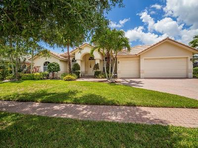 Palm City Single Family Home For Sale: 4355 SW La Paloma