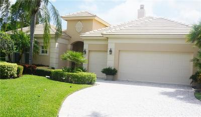 Hobe Sound Single Family Home For Sale: 7947 SE Hempstead