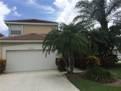 Palm City Single Family Home For Sale: 2110 SW Olympic Club