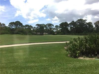 Saint Lucie County Condo/Townhouse For Sale: 13406 NW Harbour Ridge