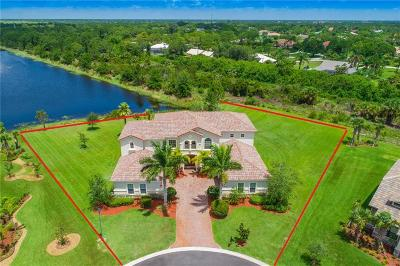 Palm City Single Family Home For Sale: 5073 SW Sensation