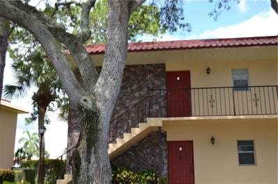 Stuart, Jensen Beach, Hutchinson Island Condo/Townhouse For Sale: 1989 SW Palm City