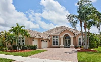 Port Saint Lucie Single Family Home For Sale: 585 SW Romora Bay