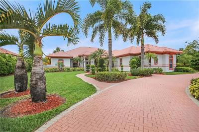 Port Saint Lucie Single Family Home For Sale: 12201 Riverbend