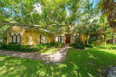Stuart Single Family Home For Sale: 8220 SW Cattleya