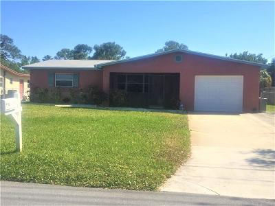 Jensen Beach Single Family Home For Sale: 1232 NE South