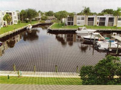 Stuart, Jensen Beach, Hutchinson Island Condo/Townhouse For Sale: 1950 SW Palm City