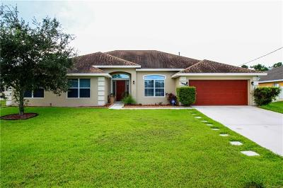 Port Saint Lucie FL Single Family Home For Sale: $285,400