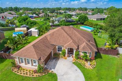 Port Saint Lucie FL Single Family Home For Sale: $279,000