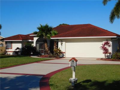 Port Saint Lucie Single Family Home For Sale: 1441 SE Westmoreland