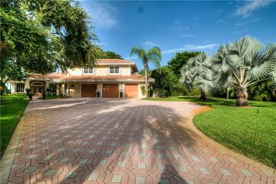 Stuart Single Family Home For Sale: 2580 NW Eventide
