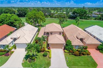 Port Saint Lucie Single Family Home For Sale: 1527 SE Holyrood