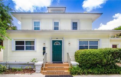 Stuart Single Family Home For Sale: 410 SW California