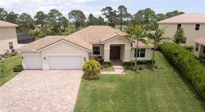 Jensen Beach Single Family Home For Sale: 235 NE Abaca