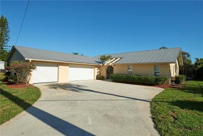Stuart Single Family Home For Sale: 95 SE St. Lucie