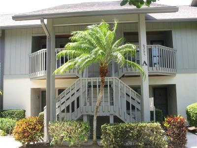 Hobe Sound Condo/Townhouse For Sale: 6295 E Charleston