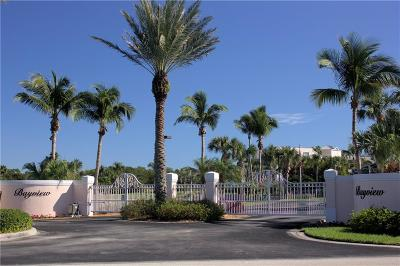Stuart, Jensen Beach, Hutchinson Island Condo/Townhouse For Sale: 5750 NE Island Cove