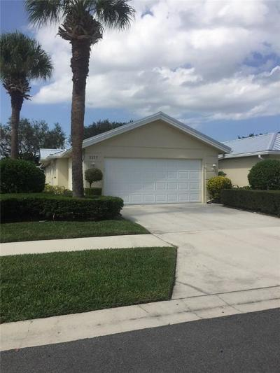 Palm City Single Family Home For Sale: 2977 SW Waterfall