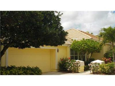 Palm City Single Family Home For Sale: 2245 NW Seagrass