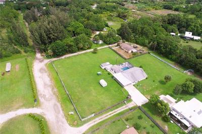 Stuart Single Family Home For Sale: 895 SE Highland