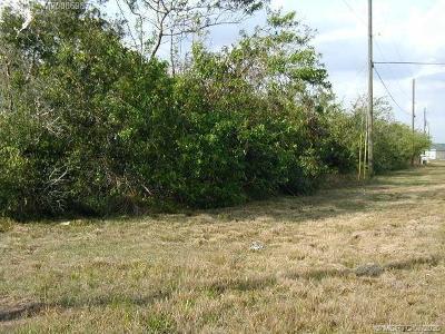 Port Saint Lucie Single Family Home For Sale: 1381 SW Becker