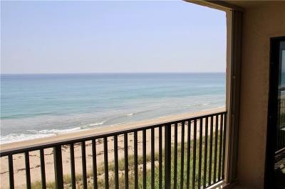 Jensen Beach Condo/Townhouse For Sale: 10200 S Ocean