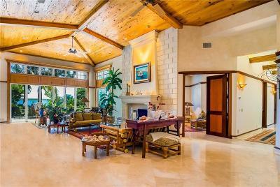 Stuart Single Family Home For Sale: 7 Mindoro