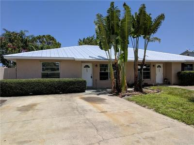 Hobe Sound Condo/Townhouse For Sale: 8885 SE Sandy