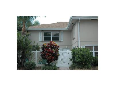 Palm City Condo/Townhouse For Sale: 3229 SW Sunset Trace