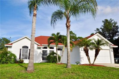 Port Saint Lucie Single Family Home For Sale: 2678 SW Acco