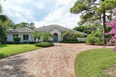 Hobe Sound Single Family Home For Sale: 8174 SE Golfhouse