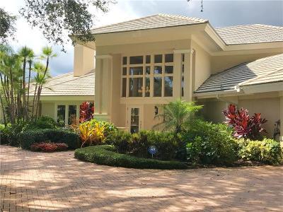 Stuart Single Family Home For Sale: 5904 SE Glen Eagle