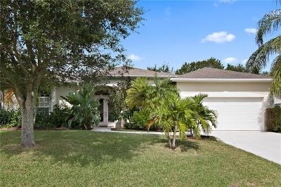 Port Saint Lucie Single Family Home For Sale: 4531 NW Glazbrook