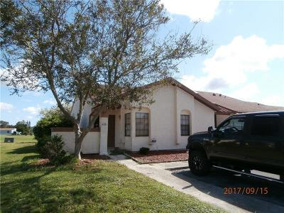 Port Saint Lucie Single Family Home For Sale: 457 SW Bill Traitel