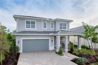 Stuart Single Family Home For Sale: 4872 SW Millbrook