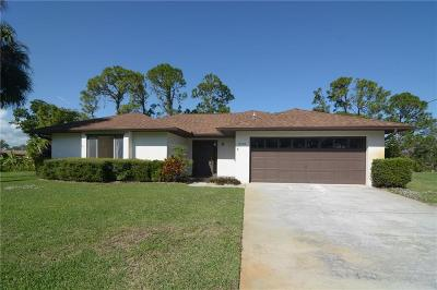 Port Saint Lucie Single Family Home For Sale: 2101 SE Dolphin