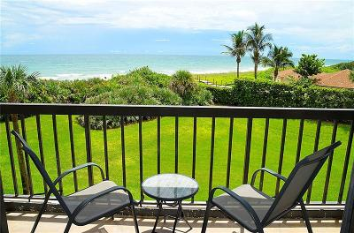 Stuart, Jensen Beach, Hutchinson Island Condo/Townhouse For Sale: 8880 S Ocean