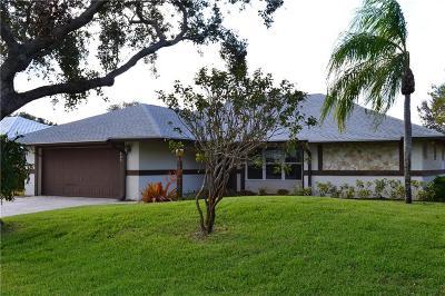 Stuart Single Family Home For Sale: 4809 SE Hanson